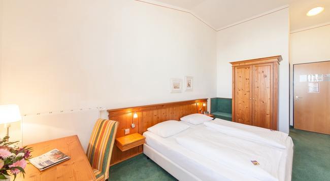 노붐 호텔 세이들호프 뮌헨 - 뮌헨 - 침실