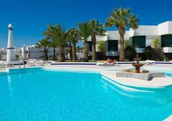 Apartamentos Panorama - Adult Only - Puerto del Carmen - 수영장