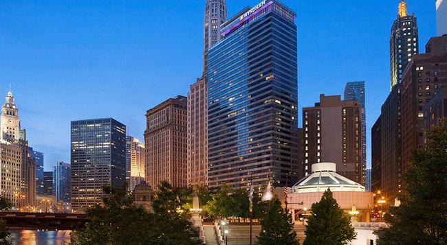윈덤 그랜드 시카고 리버프론트 - 시카고 - 건물