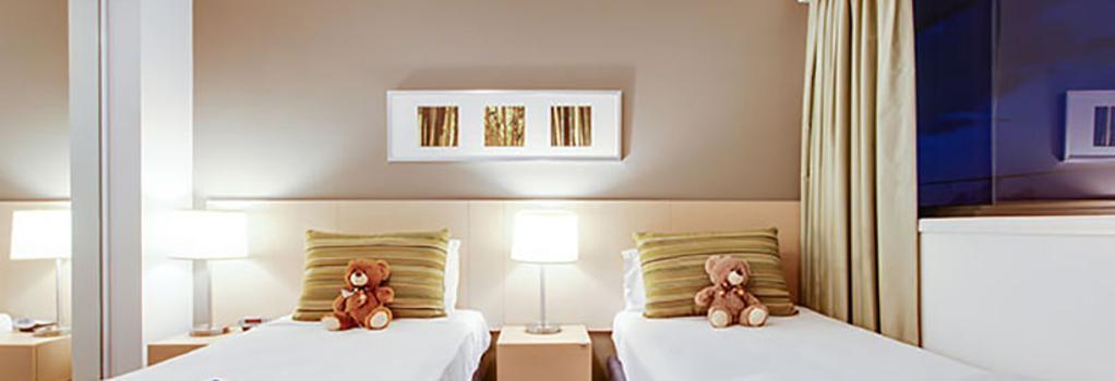 Oakwood Apartments Brisbane - 브리즈번 - 침실