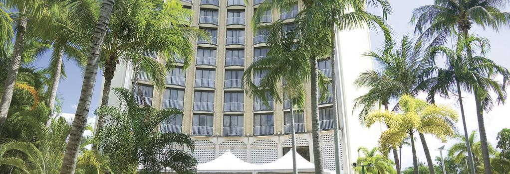더블 트리 바이 힐튼 호텔 다윈 - 다윈 - 건물