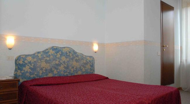 호텔 카프리 - 로마 - 침실