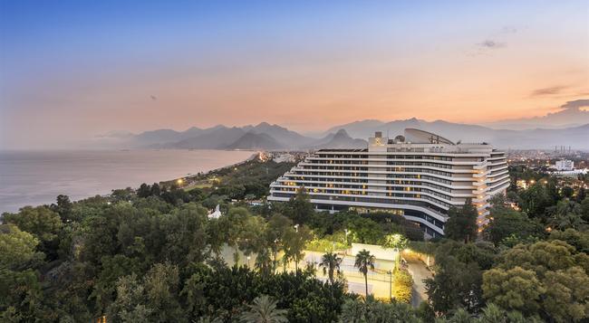 리소스 다운타운 호텔 - 안탈리아 - 건물