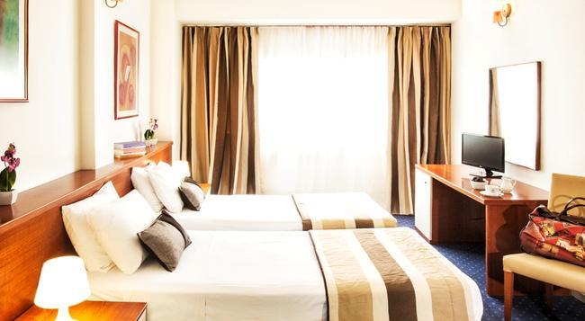 플라자 호텔 - 테살로니키 - 침실
