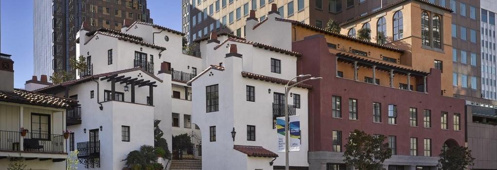 Plaza la Reina - 로스앤젤레스 - 건물