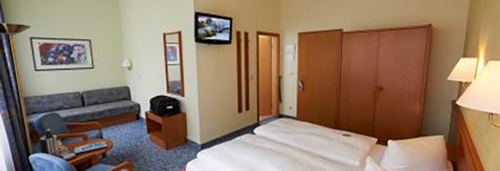 Seehotel Grunewald - 베를린 - 침실