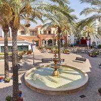 Hotel Portaventura - Theme Park Tickets Included Fountain