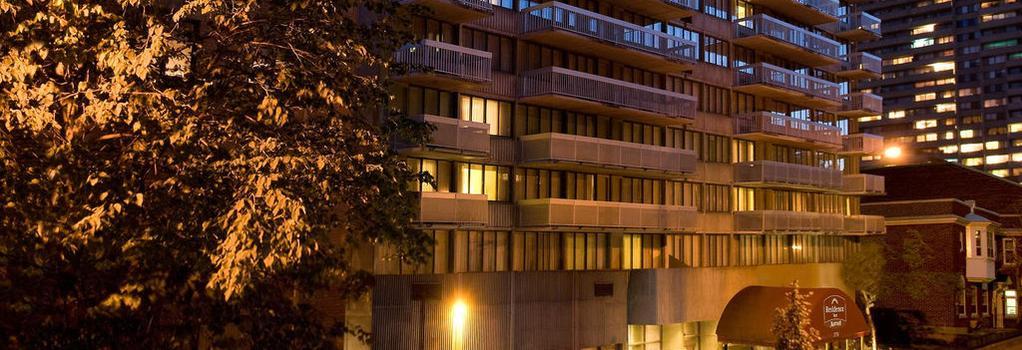 레지던스 인 바이 메리어트 웨스트마운트 - 몬트리올 - 건물