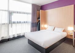 B&B Hôtel Grenoble Centre Verlaine - 그르노블 - 침실