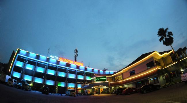 Hotel Swarna Dwipa - 팔렘방 - 건물