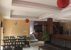 호텔 드림 시티 - 카트만두 - 레스토랑