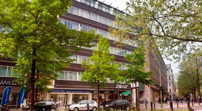 컴 인 베를린 쿠르푸에르스텐담 - 베를린 - 건물