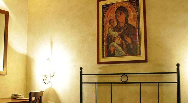Casa San Tommaso - 피사 - 침실