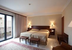 호텔 컨티넨탈 - 팔마데마요르카 - 침실