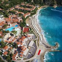Liberty Hotels Lykia Aerial View