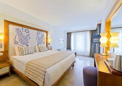 리버티 호텔 리키아 - 페티예 - 침실