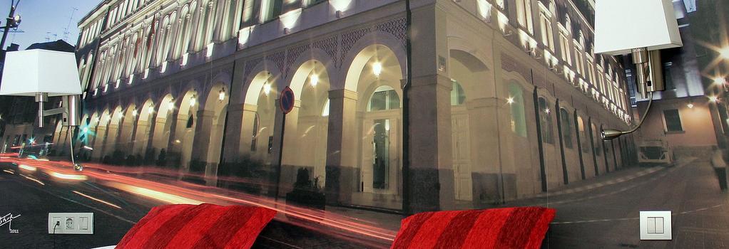 호텔 에나라 - 바야돌리드 - 건물