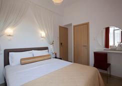 메트로폴리스 호텔 - 아테네 - 침실