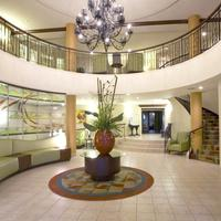 SpringHill Suites by Marriott Old Montreal Lobby