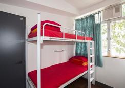 Check Inn HK - 홍콩 - 침실