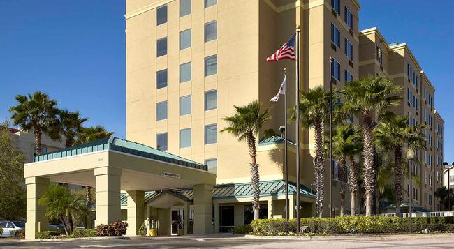 SpringHill Suites by Mariott Orlando Convention Center Intl Drive Area - 올란도 - 건물