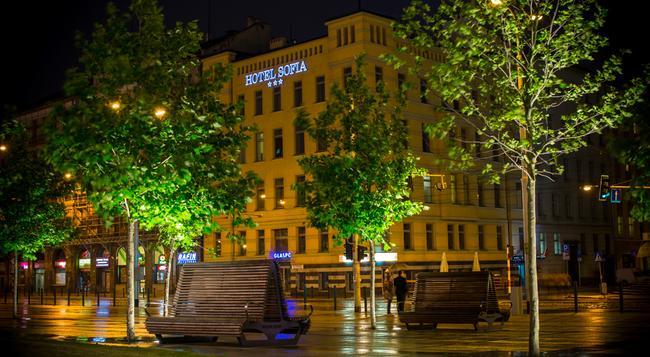 호텔 소피아 - 브로츠와프 - 건물