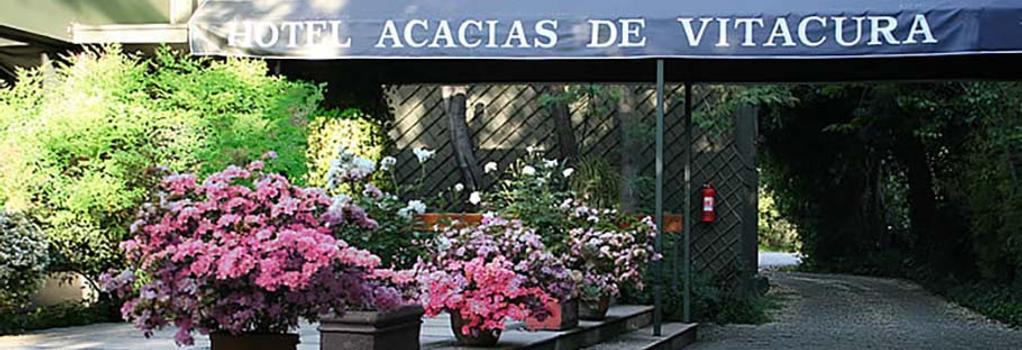 Hotel Boutique Acacias de Vitacura - 산티아고 - 건물