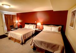 호텔 보나파르트 - 퀘벡 - 침실