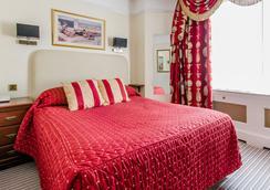 호텔 라 플레이스 - 런던 - 침실