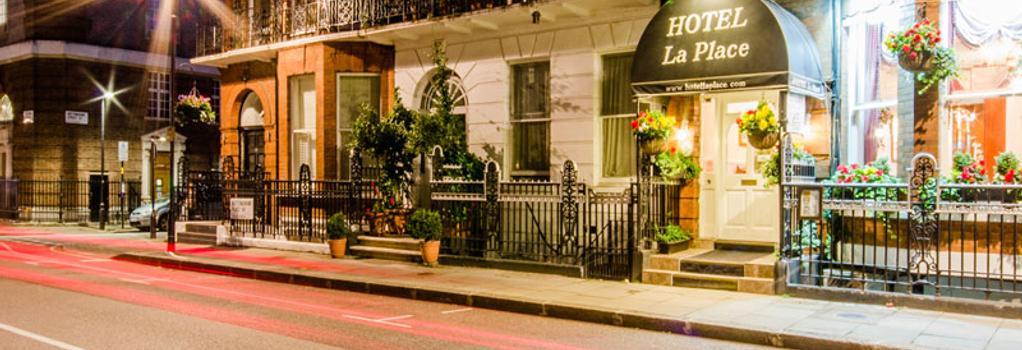 호텔 라 플레이스 - 런던 - 건물