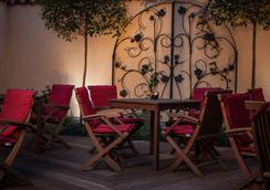 호텔 코에니그쇼프 암 펀크텀 - 하노버 - 레스토랑