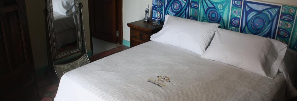 Casa Bustamante Hotel Boutique - 카르타헤나 - 침실