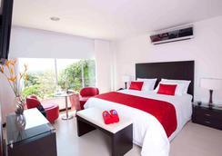 Hotel Anaconda - 레티시아 - 침실
