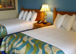 Aqua Beach Inn - 머틀비치 - 침실