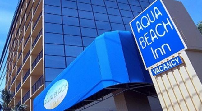 Aqua Beach Inn - 머틀비치 - 건물