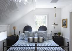 Greydon House - 낸터컷 - 침실