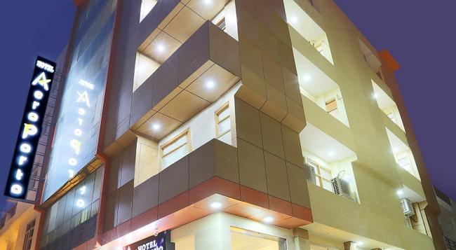 호텔 아에로포르토 - 뉴델리 - 건물