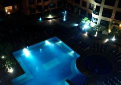 모가도르 멘자 아파트 호텔 - 마라케시 - 수영장
