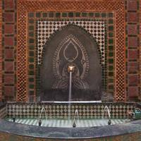 모가도르 멘자 아파트 호텔 Fountain