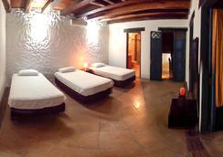 El Genoves Hostal - 카르타헤나 - 침실