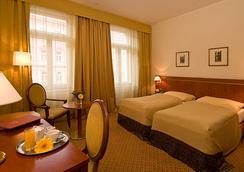 라파엘로 호텔 - 프라하 - 침실