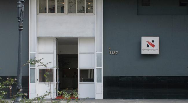 노르만디 디자인 호텔 - 상파울루 - 야외뷰