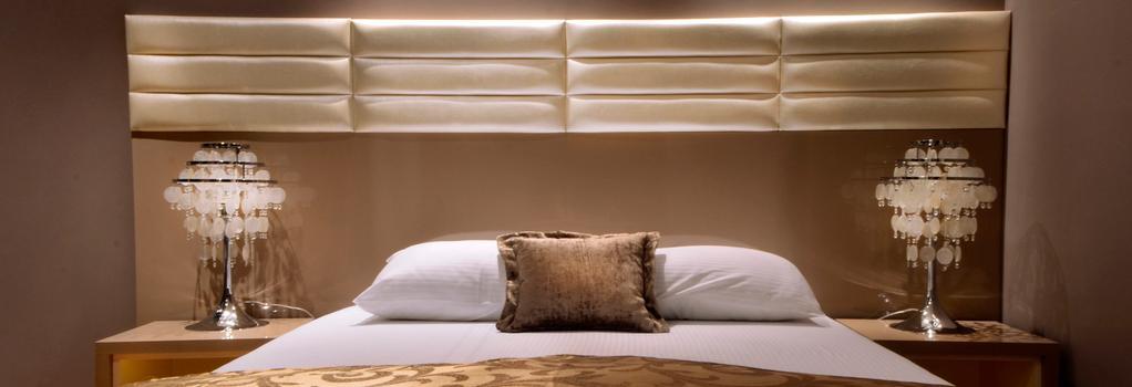 아파트 호텔 K - 베오그라드 - 침실