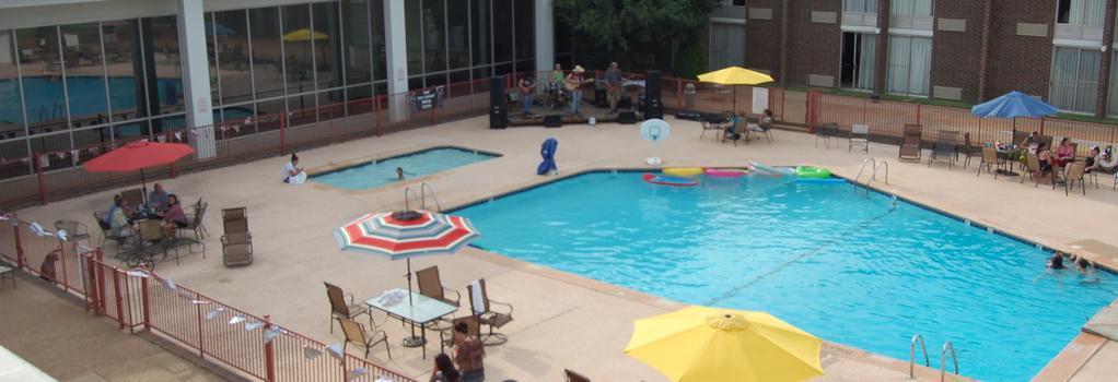 Ramada Oklahoma City Near Bricktown - 오클라호마시티 - 수영장