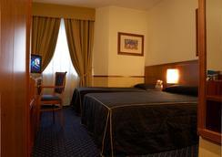 Pacific Hotel Fortino - 토리노 - 침실