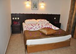 클레오파트라 첼리네 호텔 - 알라냐 - 침실