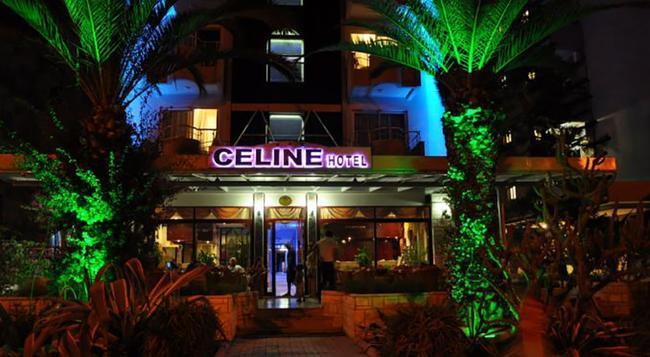 Kleopatra Celine Hotel - 알라냐 - 건물