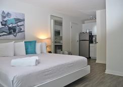 Aqua A North Beach Village Resort Hotel - 포트로더데일 - 욕실