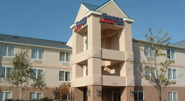 Fairfield Inn and Suites by Marriott Portland Airport - 포틀랜드 - 건물