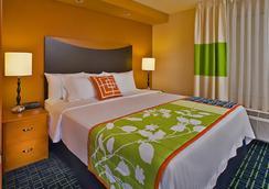 Fairfield Inn and Suites by Marriott Portland Airport - 포틀랜드 - 침실